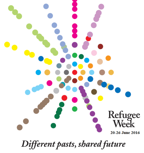 For World Refugee Week: 4 Poems
