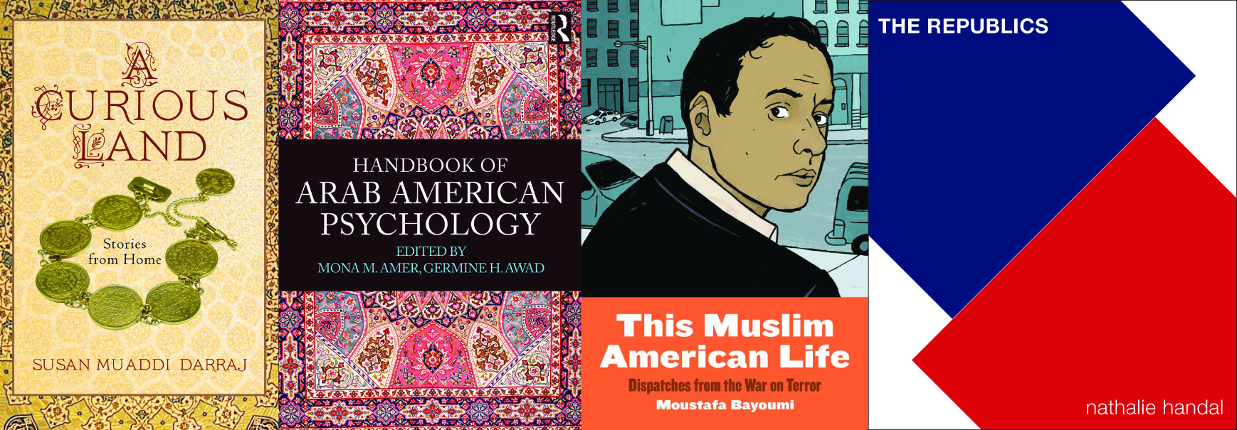 'A Curious Land,' 'The Republics' Among 2016 Winners of Arab American Book Awards