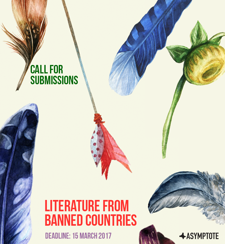 Sunday Submissions: Paid Opportunity for Writers from Seven 'Banned' Countries