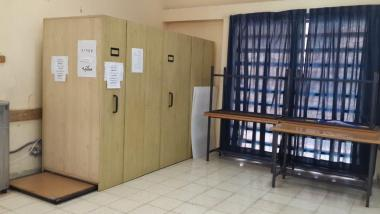 "Writing ""maktaba"" on the outside of a bureau does not a library make."