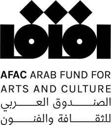 Logo of the Arab Fund for Arts and Culture.