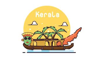 Kerala Mehndi Design
