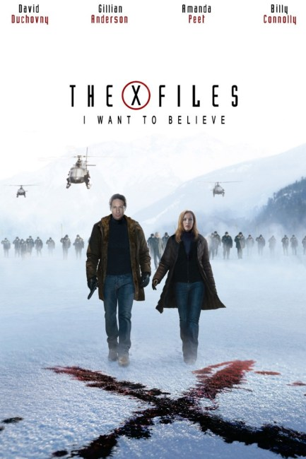 The X-Files Want To Believe
