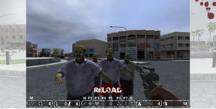 Abdoun Zombies