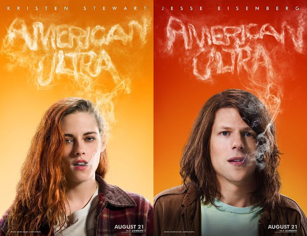 kristen-stewart-and-jesse-eisenberg-get-high-in-american-ultra-posters