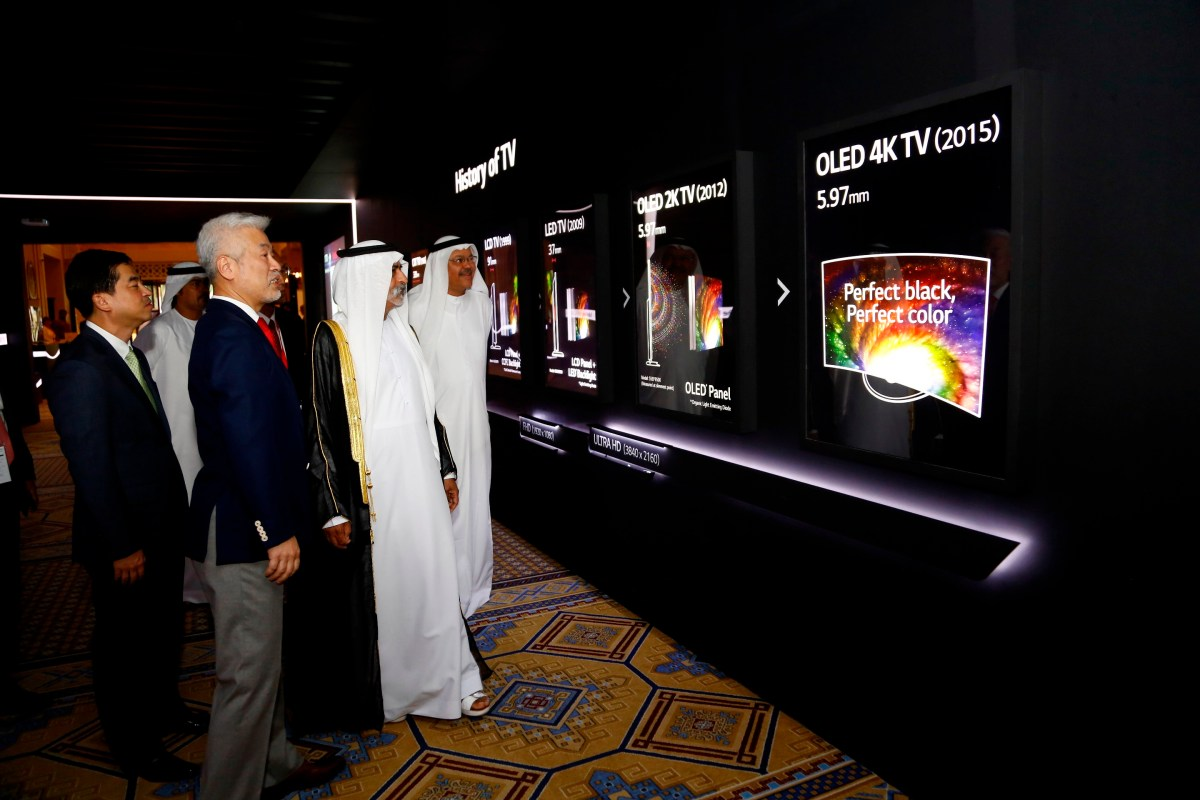 LG OLED TV LAUNCH 1
