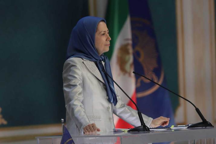 Maryam Rajavi: NCRI is the democratic alternative and the solution for the future of Iran - Maryam Rajavi