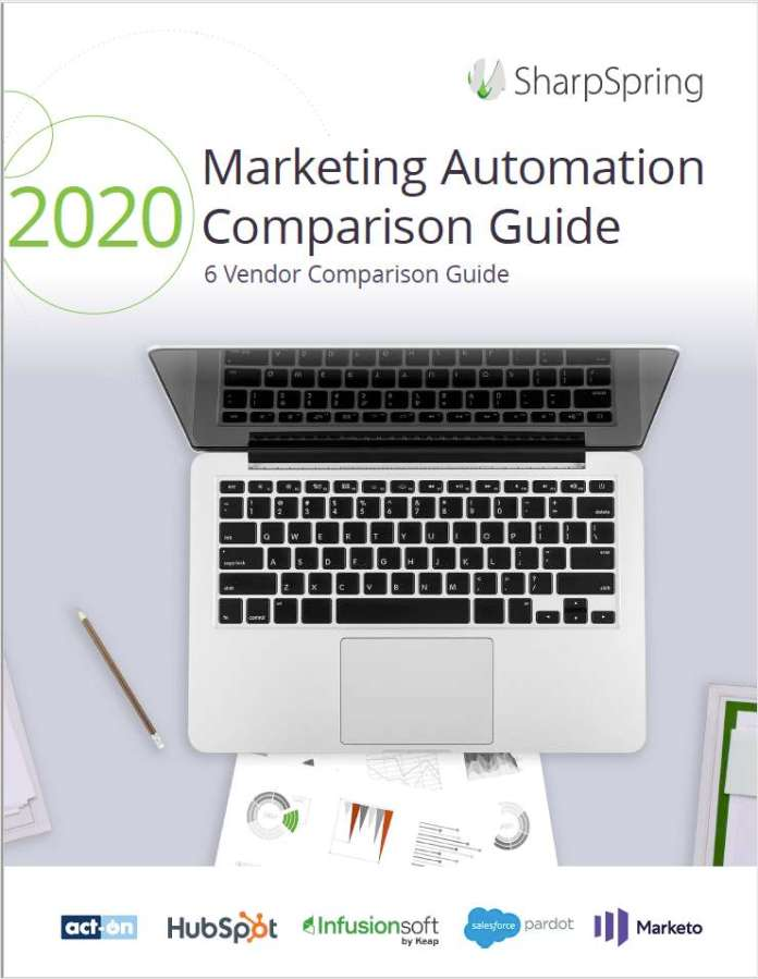 2020 Marketing Automation Comparison Guide disseminate