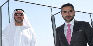 Al Mal Capital Team: Naser Nabulsi (left) and Sherif El-Haddad (right)