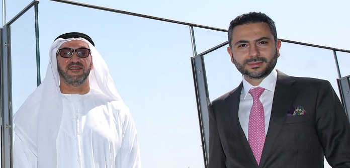 Al Mal Capital Team: Naser Nabulsi (left) and Sherif El-Haddad (right)