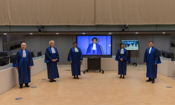 International Criminal Court Six new judges