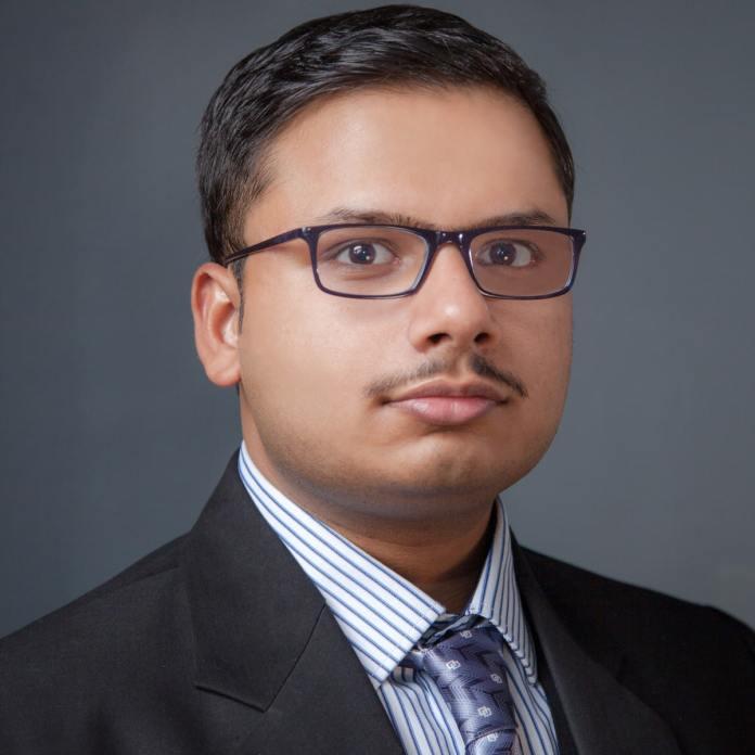 Nirmalya Thakur Wins the Young Innovator Award