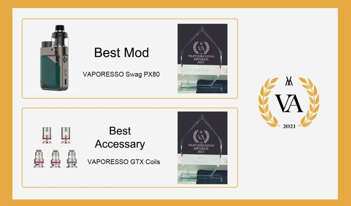Best Mod: VAPORESSO Swag PX80