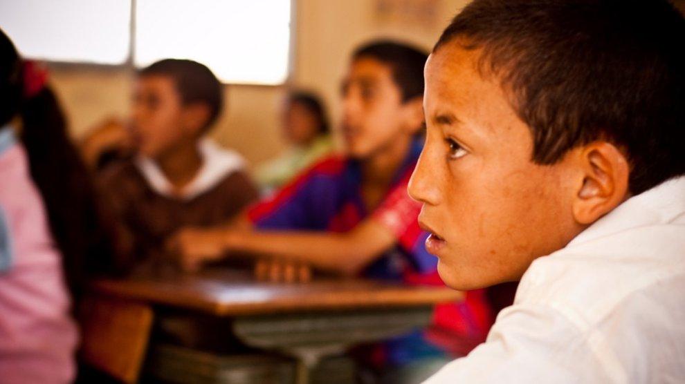 Marocco scuola