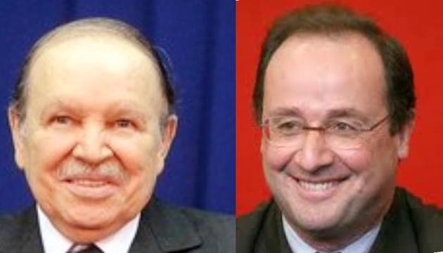 Hollande incontrerà Bouteflika