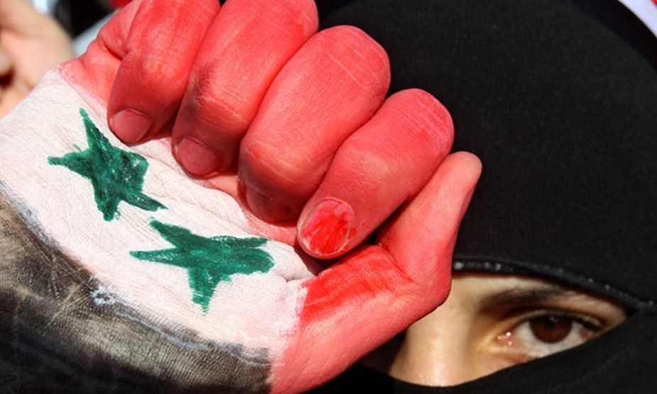 rivoluzione siriana
