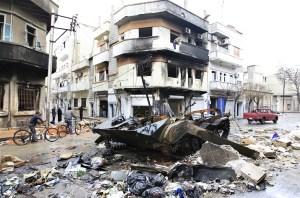 News 08 apr Homs
