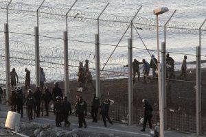 immigrati ceuta