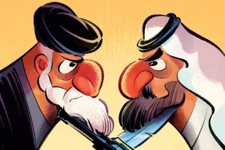 Iran - Arabia Sunniti e sciiti wahhabismo