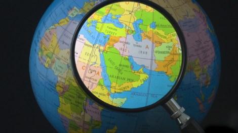 Medio Oriente mondo arabo paesi arabi