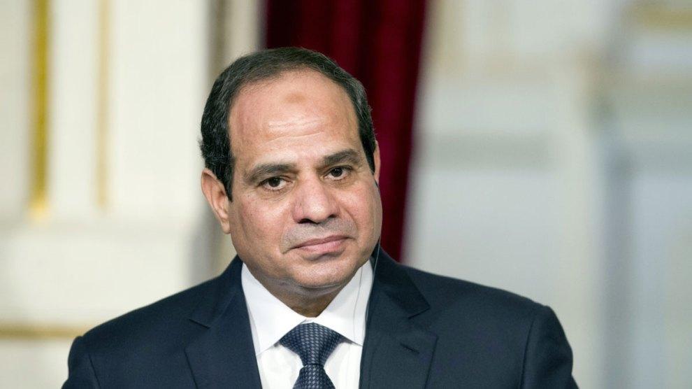 Sisi Egitto presidente egiziano