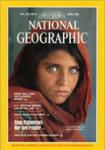 Sharbat Ghula National Geographic 1985