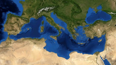 UE europa mediterraneo