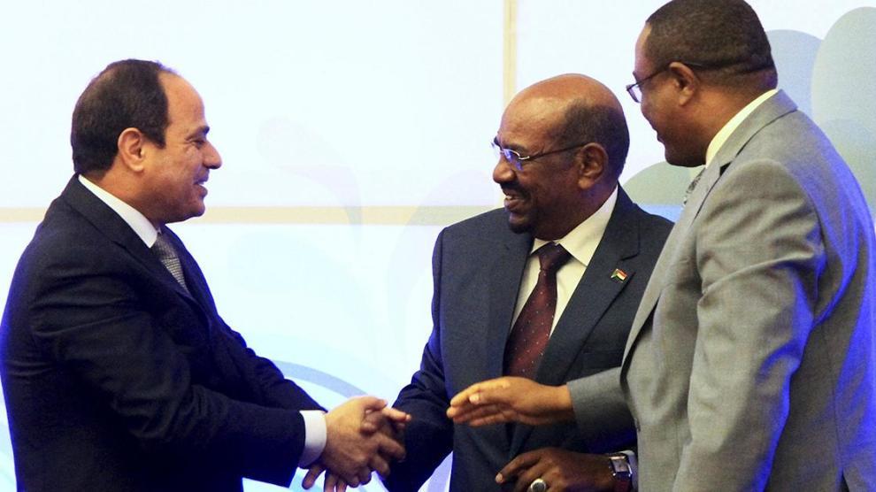 egitto etiopia sudan diga