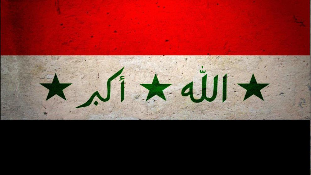 iraq bandiera