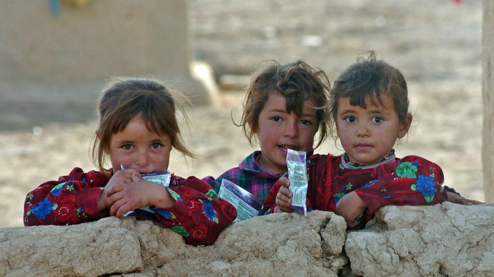 iraq bambini