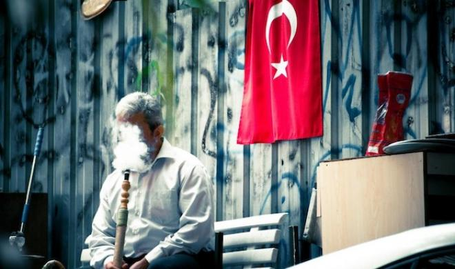 Turchia fumo