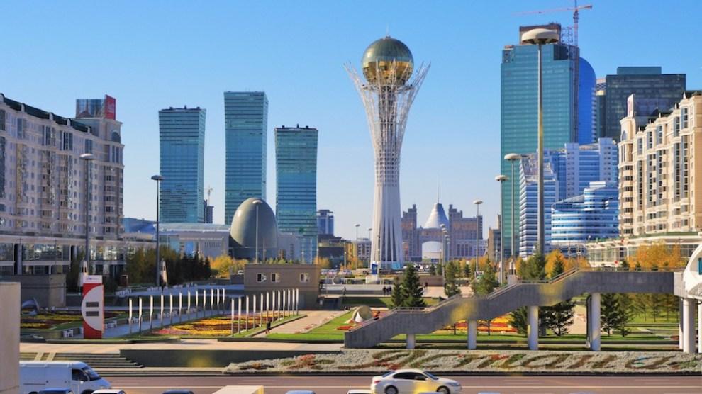conferenza di Astana