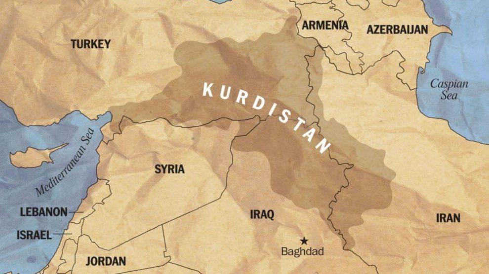 kurdistan curdi territori