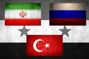 siria turchia iran russia