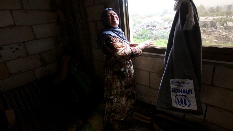 rifugiati siriani libano unhcr