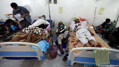 Photo of 1600حالة وفاة و270 ألف حالة إصابة بالكوليرا في اليمن خلال شهرين