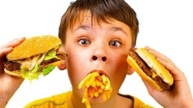 Photo of الأكلات السريعة وخطرها على الأبناء
