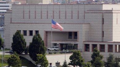 Photo of السفارة الأميركية تفرض قيودا مؤقتة على تحركات رعاياها في العراق