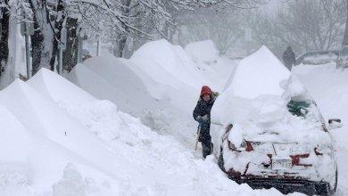 Photo of عاصفة بنسلفانيا الثلجية تسجل رقما قياسيا جديدا