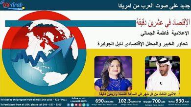 "Photo of راديو ""صوت العرب من أميركا"" يناقش مشاكل ارتفاع الأسعار"