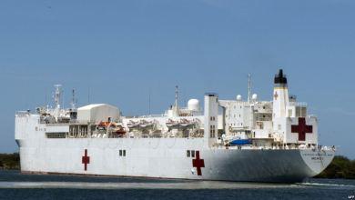 Photo of سفينة الرحمة الأميركية في رحلة انسانية حول العالم
