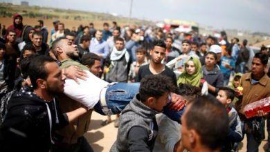 Photo of في يوم الأرض : دماء الفلسطينيين تسيل على الأرض المحتلة