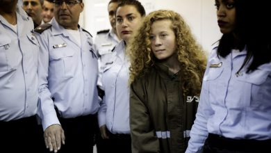 Photo of الاحتلال يجبر عهد التميمي على قبول اتفاق بإسقاط التهم مقابل الإقرار بالذنب