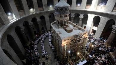 Photo of هل تسمح اسرائيل لمسيحيي غزة بالاحتفال بعيد القيامة في القدس