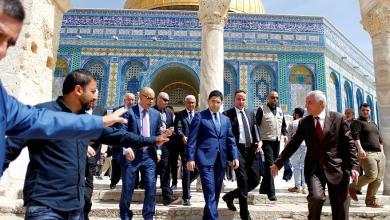 Photo of وزير الخارجية المغربي يزور المسجد الأقصى دعمًا لعروبة القدس