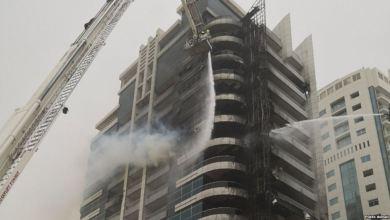 Photo of السيطرة على حريق بأحد الابراج في دبي