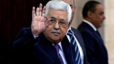Photo of الرئيس الفلسطيني سيبقى عدة أيام في المستشفى