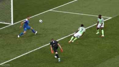 Photo of نيجيريا تفوزعلى أيسلندا 2-0 وتمنح الأرجنتين أملا للبقاء بالمونديال