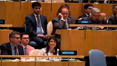 Photo of الولايات المتحدة تعلن انسحابها من مجلس حقوق الإنسان وتتهمه بالنفاق