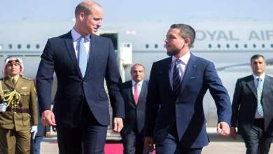Photo of الأمير ويليام يبدأ من الأردن جولة في الشرق الأوسط